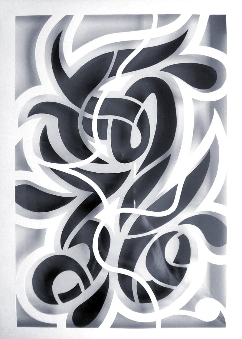 Nine Hundred And Thirty-Six Euros, Valutagrafie, monetizing art, typography, artwork, layers, paper art, visual art